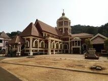 Oude kerk in Goa royalty-vrije stock afbeelding