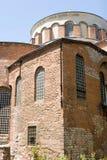 Oude kerk in Istanboel stock afbeeldingen