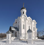 Oude kerk in Ivanovo Royalty-vrije Stock Afbeelding