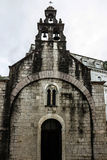 Oude kerk in Kotor, Montenegro Royalty-vrije Stock Afbeeldingen