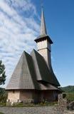 Oude kerk Maramures Royalty-vrije Stock Afbeelding