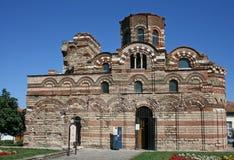 Oude kerk in Nessebar, Bulgarije Royalty-vrije Stock Foto