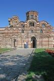 Oude kerk in Nessebar, Bulgarije Stock Afbeeldingen