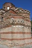 Oude kerk in Nessebar, Bulgarije Stock Foto