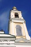 Oude kerk in Ples-stad, Rusland Stock Foto