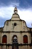 Oude kerk van Kochi stock fotografie