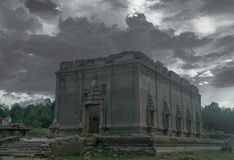 Oude kerken en oude ruïnestarieven Royalty-vrije Stock Afbeelding