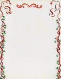 Oude Kerstmis van de Tijd Stock Foto's