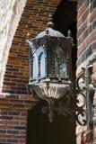 Oude klassieke Arabische lamp Royalty-vrije Stock Fotografie