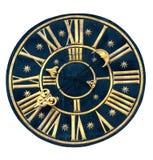 Oude klok Royalty-vrije Illustratie
