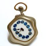 Oude klok royalty-vrije stock foto