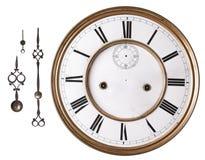 Oude klok. Stock Afbeelding