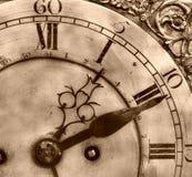 Oude klok Royalty-vrije Stock Afbeelding