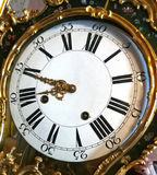 Oude klokken Stock Afbeeldingen