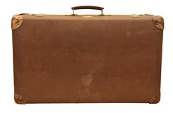Oude koffer Royalty-vrije Stock Fotografie