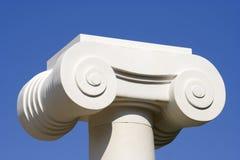 Oude kolom Royalty-vrije Stock Fotografie