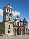 Oude Koloniale Kerk Stock Afbeeldingen