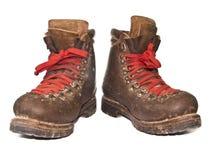 Oude laarzen Royalty-vrije Stock Fotografie