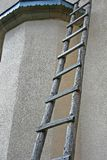 Oude ladder stock foto's