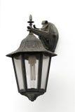 Oude lamp Royalty-vrije Stock Fotografie