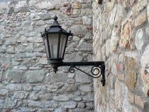 Oude lamp/licht Royalty-vrije Stock Afbeeldingen