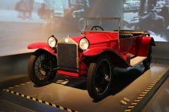 Oude Lancia-Auto Stock Foto's