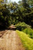 Oude Landweg Royalty-vrije Stock Afbeelding