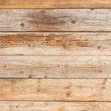 Oude langzaam verdwenen gele pijnboom natuurlijke houten vierkante textuur als achtergrond Royalty-vrije Stock Afbeelding