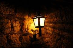 Oude lantaarn Stock Afbeelding