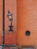 Oude lantaarn Royalty-vrije Stock Afbeeldingen