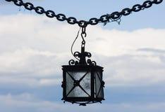 Oude lantaarn Stock Foto's