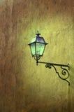 Oude lantaarn Royalty-vrije Stock Afbeelding