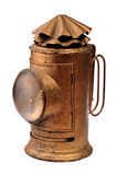 Oude lantern3 Royalty-vrije Stock Afbeeldingen
