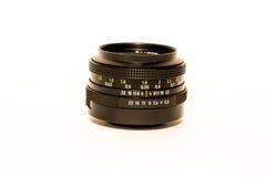 Oude lens royalty-vrije stock afbeeldingen