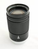 Oude lens voor uw camera - Jupiter 37A Royalty-vrije Stock Foto