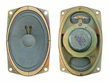 Oude luidspreker Royalty-vrije Stock Fotografie