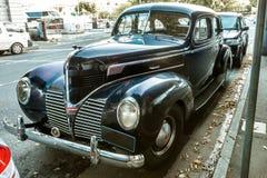 Oude luxe Dodge Royalty-vrije Stock Afbeeldingen