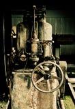 Oude machine Stock Foto