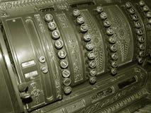 Oude machine Royalty-vrije Stock Fotografie