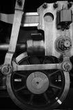 Oude machine Royalty-vrije Stock Foto's