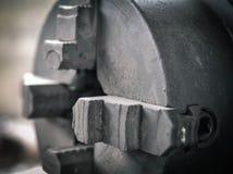 Oude machine Stock Afbeelding
