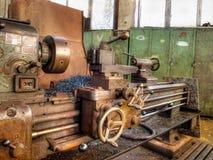 Oude machines royalty-vrije stock foto