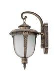 Oude manierlamp Stock Afbeeldingen
