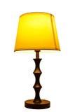 Oude manierschemerlamp royalty-vrije stock afbeeldingen