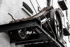Oude manierwerktuigkundigen, Antwerpen, België Royalty-vrije Stock Afbeelding