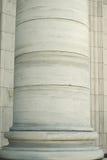 Oude marmeren kolom Royalty-vrije Stock Afbeelding