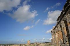 Oude maroccan stad royalty-vrije stock afbeeldingen