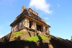 Oude maya stad van Palenque X Stock Fotografie