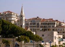 Oude mening Jaffa Stock Afbeelding