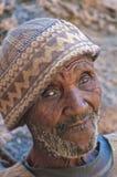 Oude mens Stock Fotografie